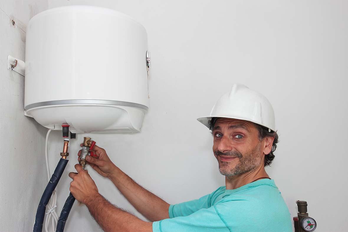 Installation et changement de chauffe-eau