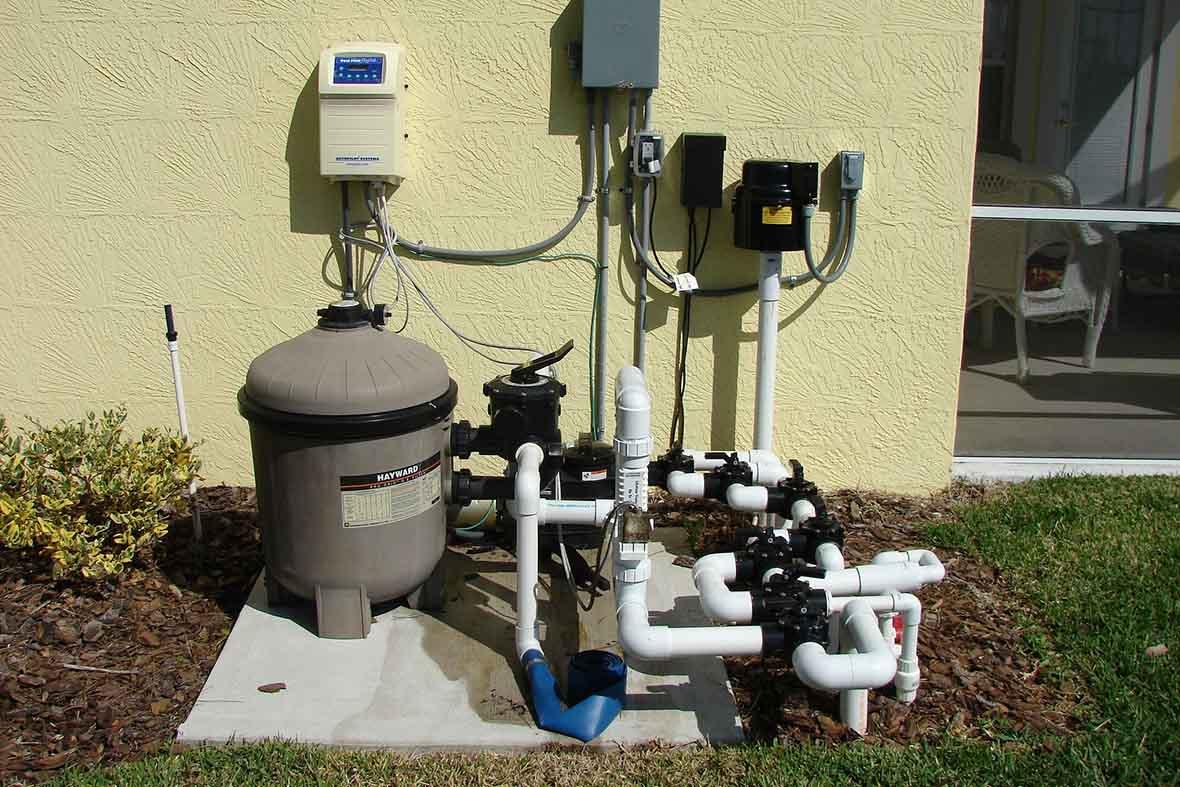 appareil de filtration d'eau