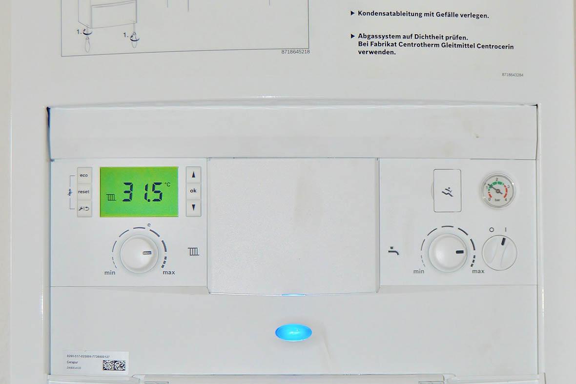 Remplacement du thermostat chauffe-eau